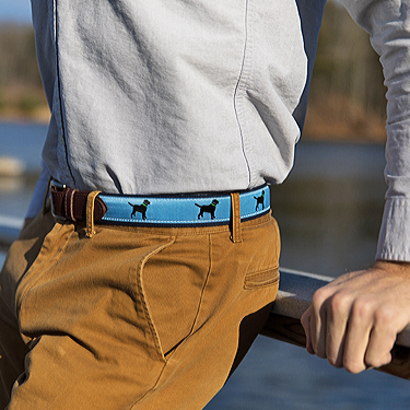 Belted Cow Lab belt